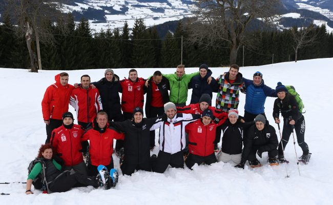 TRAININGSLAGER ASKOÖ OEDT
