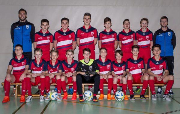 U15 – Team 2018