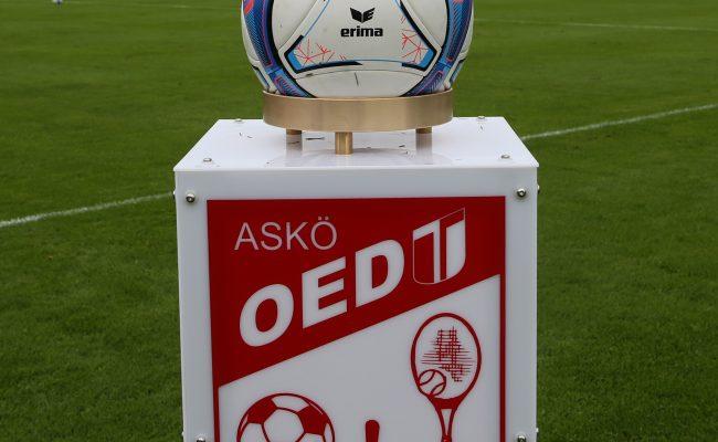 UNIQA ÖFB CUP ASKÖ OEDT-AUSTRIA LUSTENAU