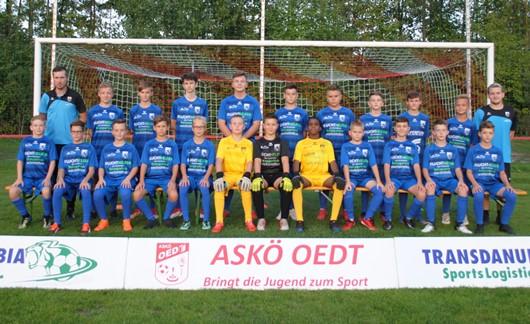 U14 – Team 2019
