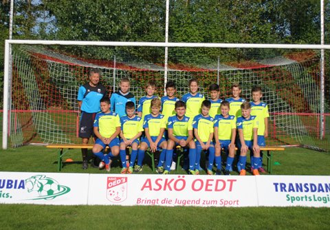 U13 – Team 2019