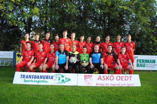 U16 – Team 2019