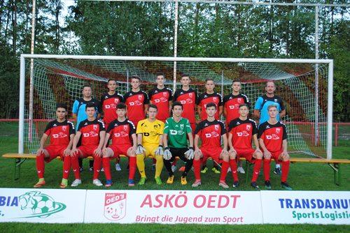 U18 – Team 2019